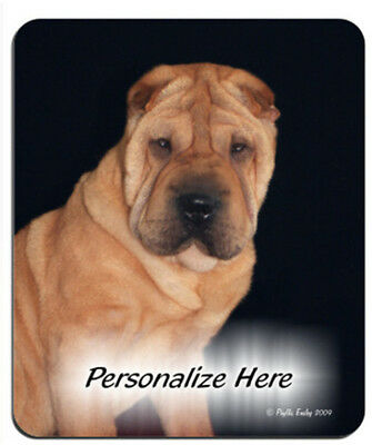 Chinese  Shar  Pei  ( 8 )  Personalized Mouse Pad
