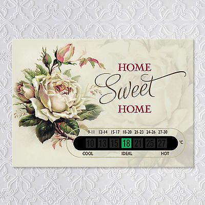 A6 Adult Room Thermometers -Home Sweet Home