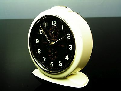 A Dream Alarm Desk Clock From Junghans With Hippo Repetition