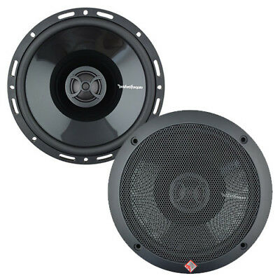 "Rockford Fosgate Punch P1650 6.5"" Car Speakers with LOCAL AUST WARRANTY"