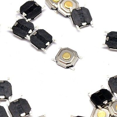 20 pcs X 1.5mm 4x4x1.5mm SMD push button switch microswitch Tact Switch