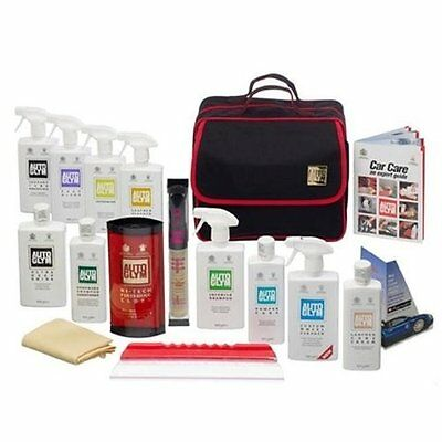 Autoglym Car Cleaning Wash Kit Gift Pack