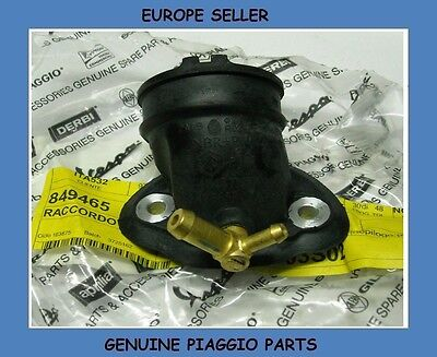 Piaggio Fly 125 4T E3 2007 - On Genuine Intake Manifold