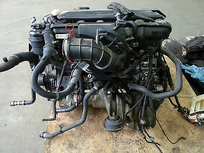 Bmw 323 325 523 525 E46 M54 Model Engine Motor Fits 2.5 L 6 Cyl + Warranty
