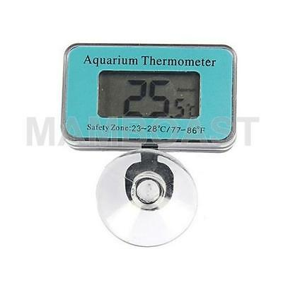 Electronic Digital Aquarium Fish Tank Thermometer With LCD Display