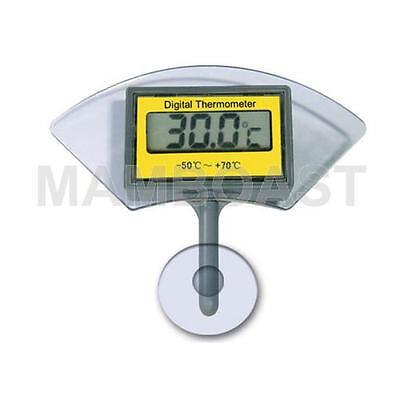 Waterproof Electronic Digital Aquarium Fish Tank Thermometer With LCD Display