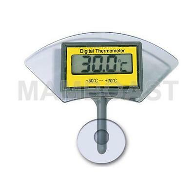 Waterproof Electronic Digital Aquarium Fish Tank Thermometer With LCD Display • EUR 7,63