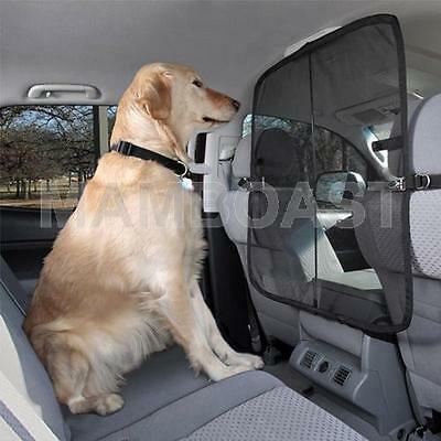Dog Screen Guard for Rear Front Car Seat