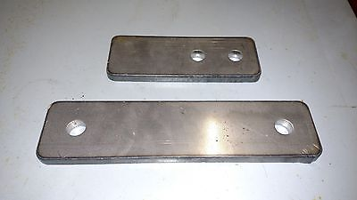 """Bender Stand Kit """"Fits JD2 Model 3 Bender"""" """"TOP AND BOTTOM PLATES ONLY"""""""