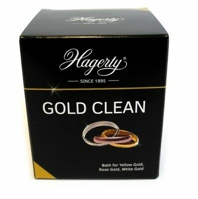 Box of 12 Hagerty Gold & Platinum Clean Jewellers Jewellery cleaner dip  - SH363