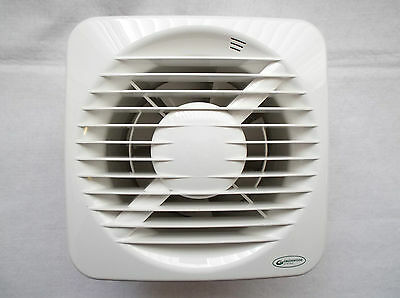 150mm Extract Fan By Greenwood Airvac - SELECT AXS150 - STYLISH & LOW PROFILE -