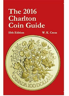 SALE 2016 Charlton Coin Guide 55th Edition