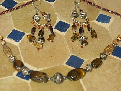 Jewelry set - Earrings and necklace set -Necklace and earrings set- Jewelry sets