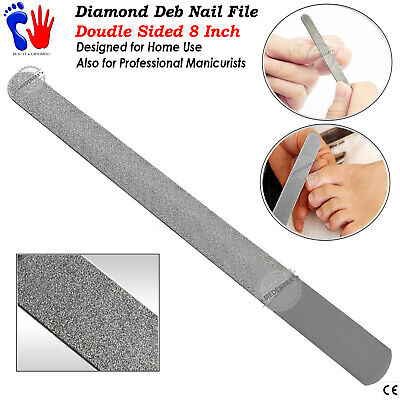 Manicure Pedicure Foot Toe Nail Care Dresser Diamond Deb File Podiatry Chiropody