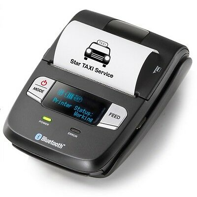 Star SM-L200 - Mobiler Apple™ iOS-, Android™-Bondrucker, ideal für iZettle®