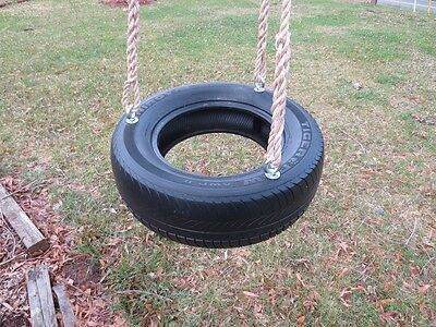 Wood Tree Swings Tire Swing Kit Everything but Tire/ Make Your Own Tire Swing…