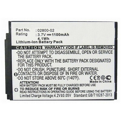 3.7V 02800-02 Battery - Summer Baby Monitor 02000 02004 02800 02804 02805 28030