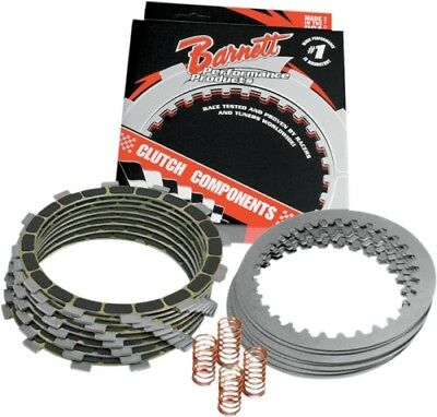 Barnett - 303-35-20026 - Complete Clutch Kit kev 303-35-20026 Carbon Fiber