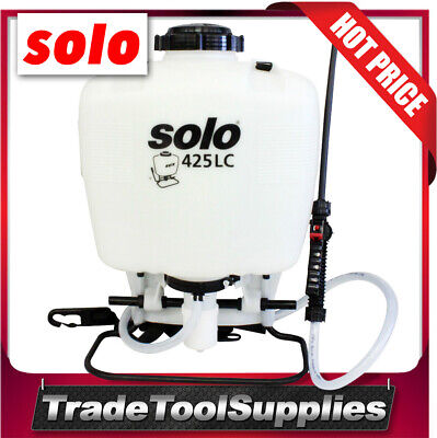 Solo Sprayer 15 Litre Backpack Piston Pump 425LC