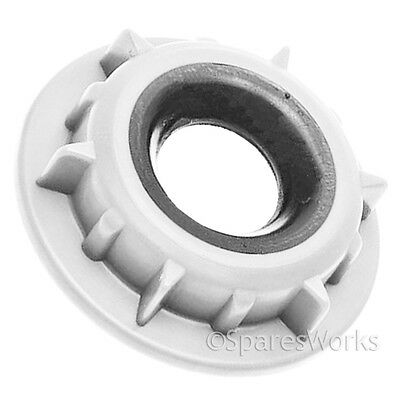 DW67SW Dishwashers SPARES2GO External Delivery Tube Pipe Locking Nut and Seal for Logik DW67S