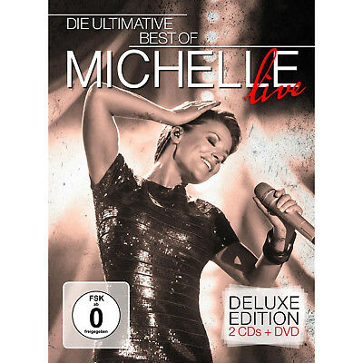 Michelle - Die Ultimative Best Of-Live (Ltd.Edt.) [CD + DVD Video]
