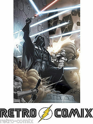 Marvel Darth Vader #12 First Print New/unread Bagged & Boarded