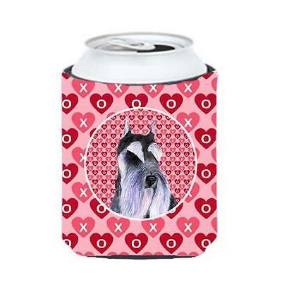 Carolines Treasures SS4477CC Schnauzer Can Or bottle sleeve Hugger 12 oz.