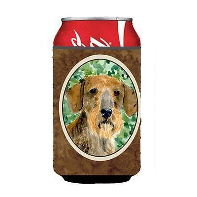 Carolines Treasures SS8806CC Dachshund Can Or bottle sleeve Hugger 12 Oz.