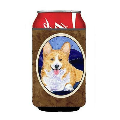 Carolines Treasures SS8414CC Corgi Can Or bottle sleeve Hugger