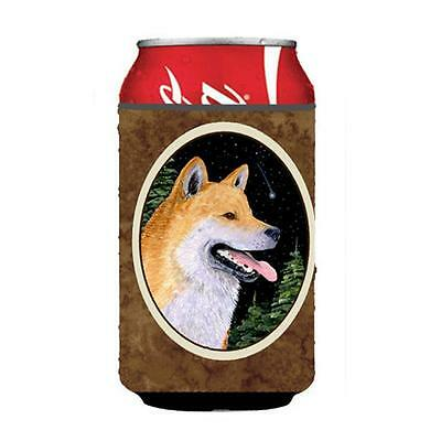 Carolines Treasures SS8598CC Shiba Inu Can Or bottle sleeve Hugger