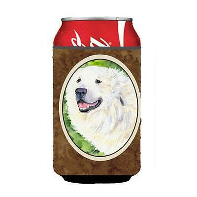 Carolines Treasures SS8981CC Great Pyrenees Can Or Bottle Hugger 12 oz.