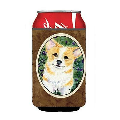 Carolines Treasures SS8854CC Corgi Can or Bottle Hugger