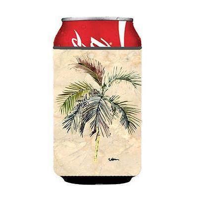 Carolines Treasures 8483CC Tree Palm Tree Can Or Bottle Hugger