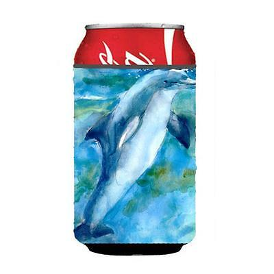 Carolines Treasures MM6019CC Dolphin Can Or Bottle Hugger