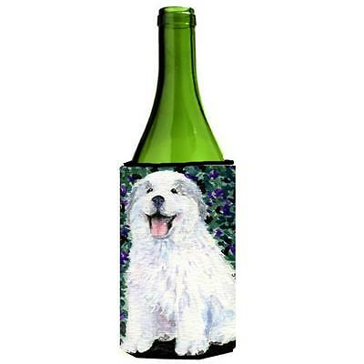 Carolines Treasures SS8856LITERK Great Pyrenees Wine Bottle Hugger • AUD 48.26