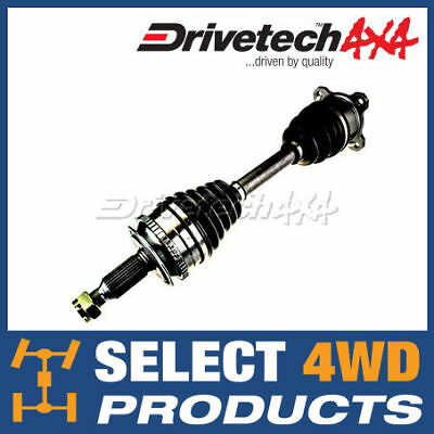 Cv Driveshaft- Fit Mitsubishi Ml Mn Triton + Challenger Drivers Side Front Right