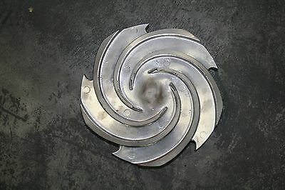 Goulds Pump Impeller 3196MTX 5 Vane 1x2-10 0B10009-1215 Hast C