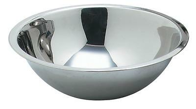 Carlisle 601405 Classic Mixing Bowl 5 qt Stainless Steel Case of 12