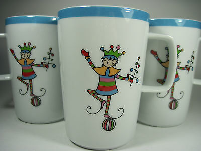 Nordstrom Christmas Mugs Excellent Concition