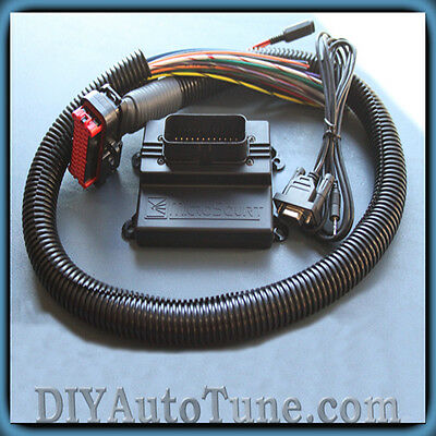 """MicroSquirt Engine Management System w/ 30"""" wiring harness"""
