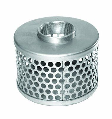 "New AMT C519-90 3"" FNPT Standard Suction Strainer W/ ⅜"" Openings"