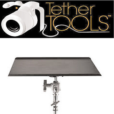 "Tether Tools Aero Table for MacBook Pro 15"" Black. Brand New"