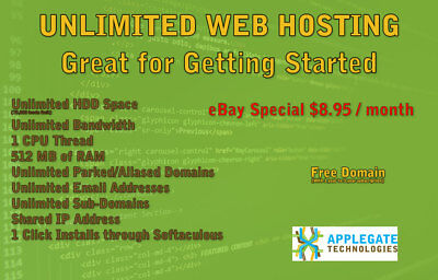 Are you looking for fast and reliable Unlimited Web Hosting?