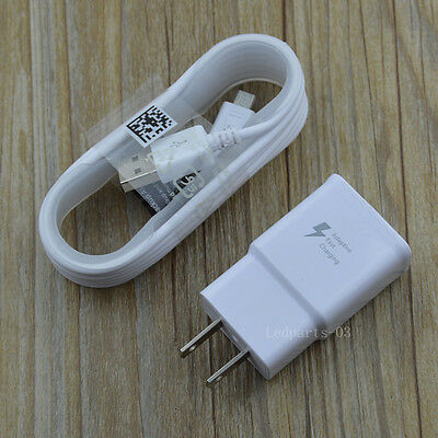 Original For Samsung Galaxy S7+ S6 Note 5/4 S4 Adaptive Fast Charging USB cable