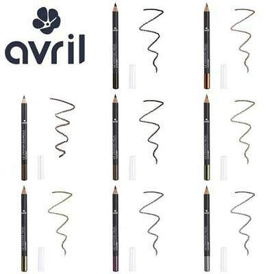 Avril Naturel Organique EcoCert Eye Liner Crayons