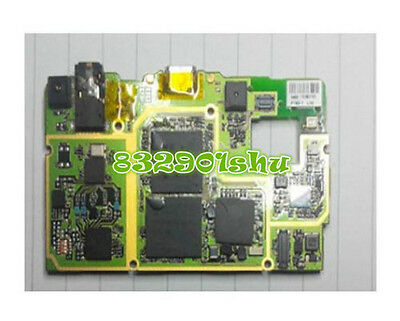 For Lenovo P780 Motherboard Mainboard with 4G Rom multilanguage replacement SHU
