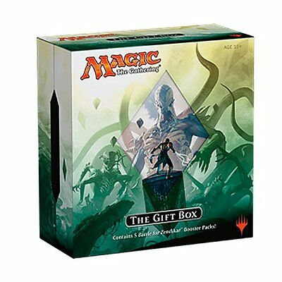 Magic The Gathering - Holiday Gift Box Battle For Zendikar