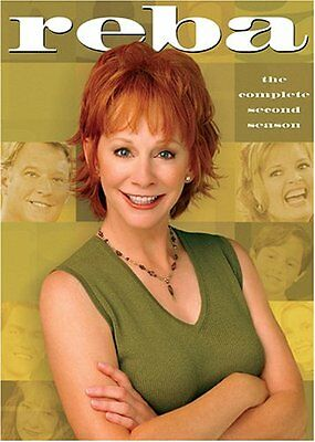 Reba -The Complete Second Season (DVD, 2009, 3-Disc Set) ~FREE SHIPPING!! NEW!!