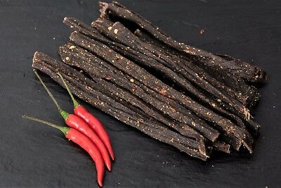 CHILLI Bites - 125g to 1kg - from The Biltong Company - FREE postage!