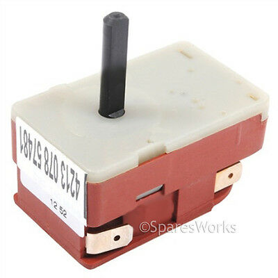 Genuine WHITE KNIGHT CL372WV CL37 CL37A Tumble Dryer 140 Minute Clockwork Timer